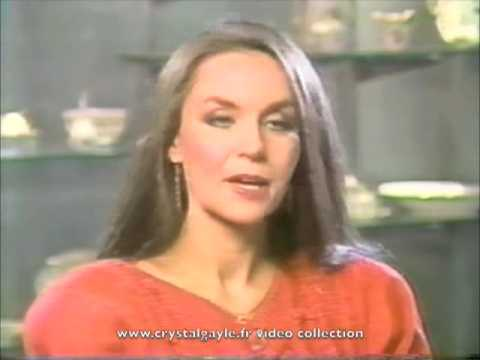 Crystal Gayle Interview Gary Morris Nashville Youtube
