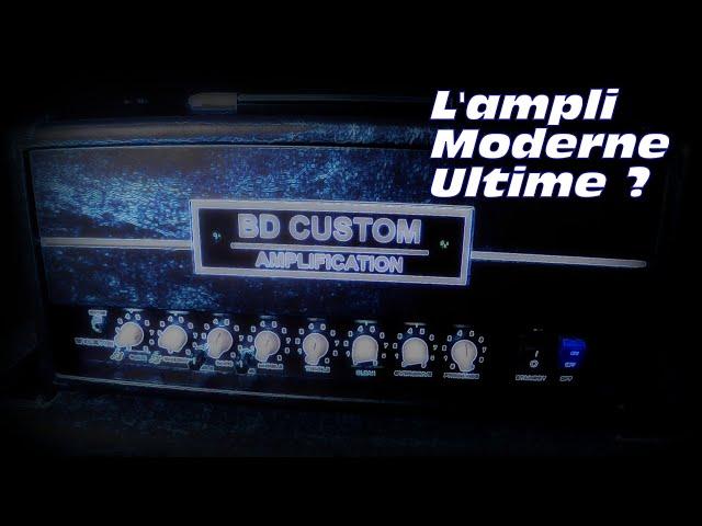 BD Custom Amplification : Petit Mais Costaud