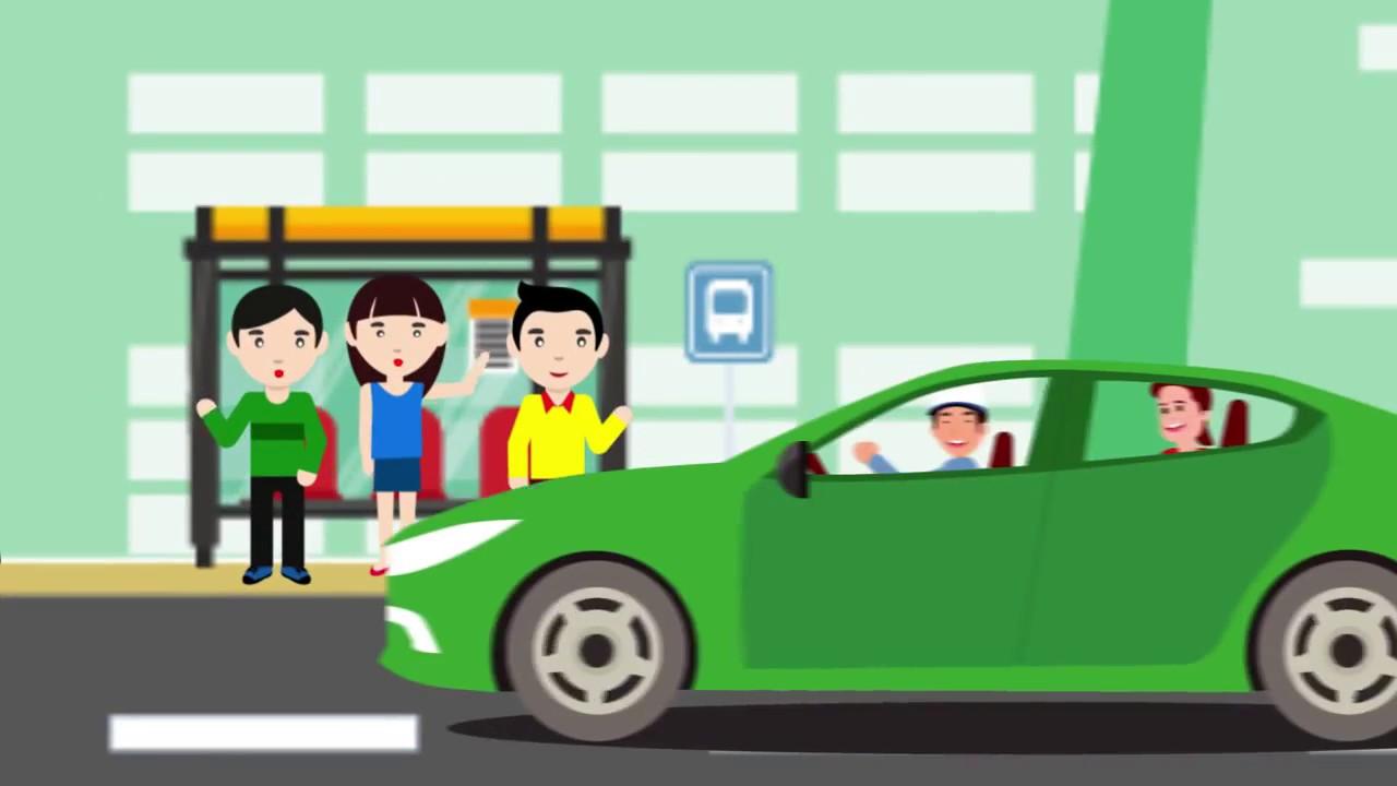 Hướng dẫn chủ xe lái xe đăng ký Grabcar HTX Vận Tải Bạn Hữu Đường Xa www BanHuuDuongXa com