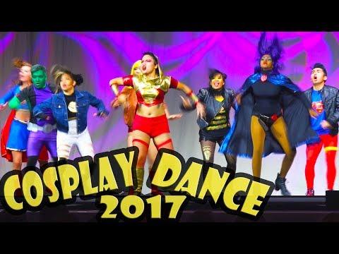 San Diego Comic Con 2017 The Corps Dance Crew