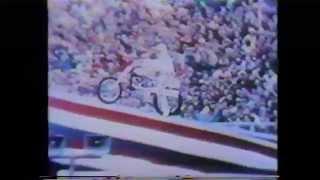 Evel Knievel Kings Island jump 1975