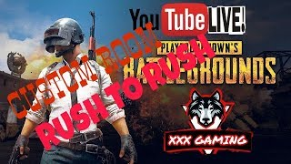 COSTOM ROOM//RUSH GAME PLAY //Call of DUTY GAME// XXX GAMING YT//