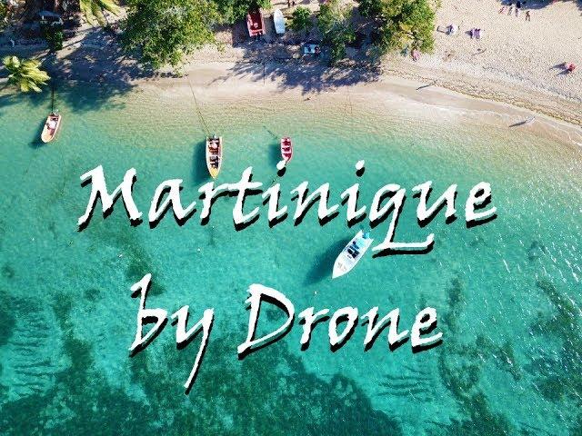 Martinique By Drone