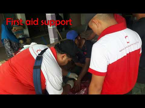 Malaysian Red Crescent - Flood Relief Operations in Penang State 2017