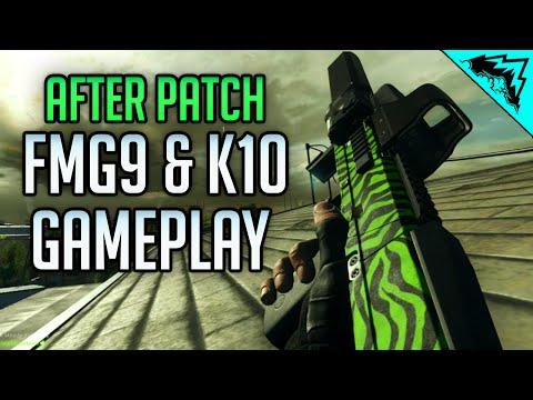 FMG9 & K10 SWAP POWER? Post Patch Gameplay Test - Battlefield Hardline Gameplay