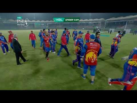 PSL LIVE - Lahore Qalandars vs Karachi Kings   Final    Match 34   HBL PSL 2020
