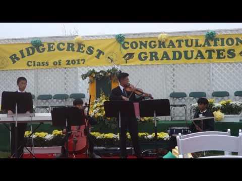 Ridgecrest Intermediate School Graduation-Demons-Imagine Dragons-By SNAK
