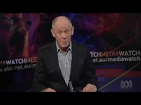 ABC TV Media Watch - An Australia Day Beat-Up