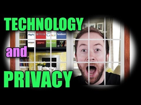 "Do You ""Choose"" To Have Your Privacy Invaded By Using Tech? 