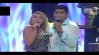 LIZ Y SU ORQUESTA CON EDDY HERRERA / A DORMIR JUNTITOS - 2006 TELECORAZON