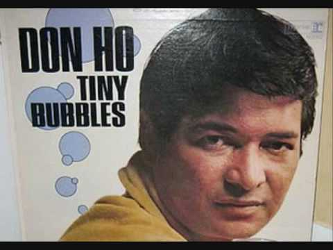 Don Ho - Tiny Bubbles Original.wmv