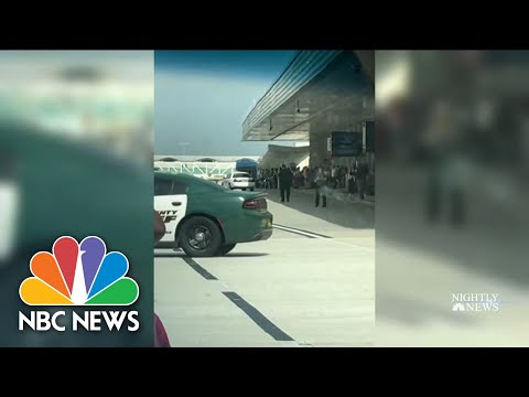 Thousands Forced To Evacuate Fort Lauderdale Airport Due To Bomb Threat