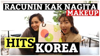 NGERACUNIN KAK NAGITA RANS ENTERTAINMENT MAKEUP KOREA HITS!  Sunny FANGIRLING