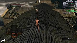 Dark Souls Any% Force Quit in 20:05 IGT