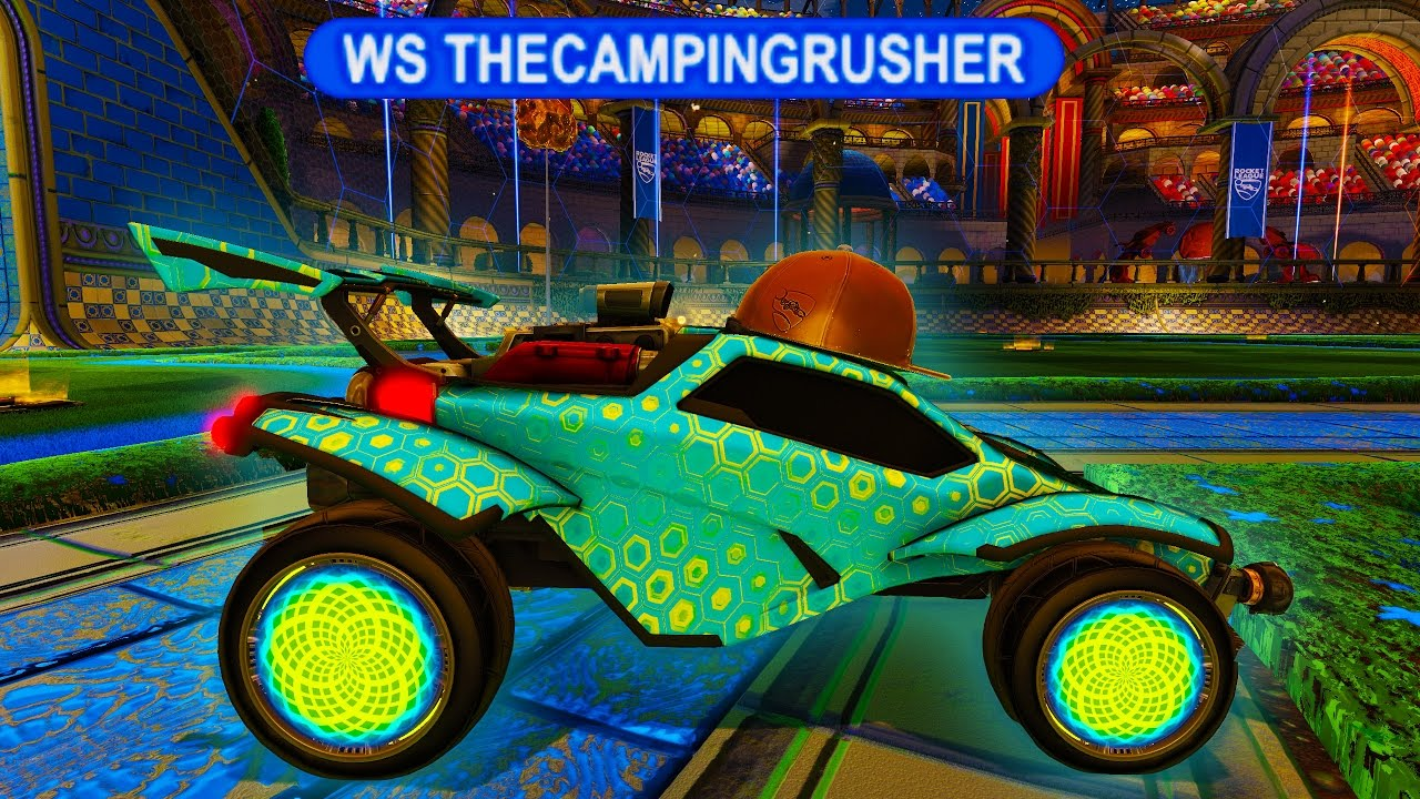LAST THING TO DO BEFORE THE RLCS IN ROCKET LEAGUE