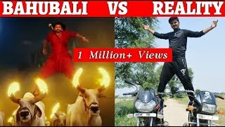 Bahubali VS Reality  Bahubali 2 Spoof  Expectation vs Reality  Part 6  BigBoyzTeam