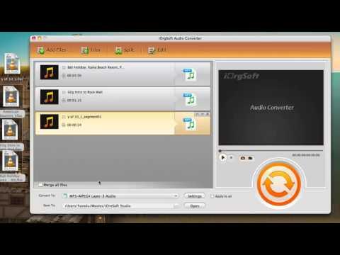 FLAC MP3 Converter, FLAC to MP3, Convert FLAC MP3 on Mac