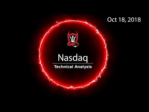 Nasdaq Technical Analysis (NQ) : Got Road Map..?  [10.18.2018]