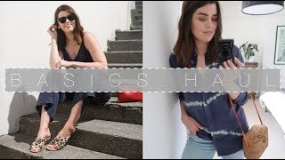 Mid-Summer Haul & Try On | The Anna Edit