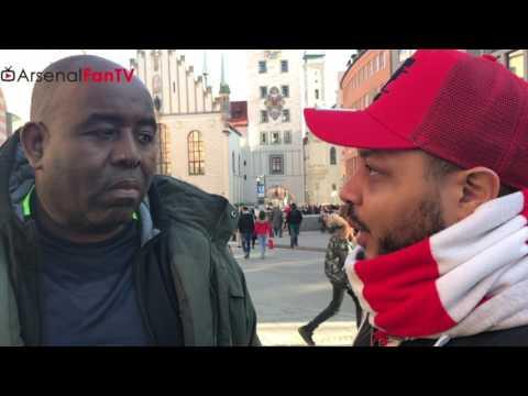 Bayern Munich vs Arsenal | Ozil Has A Point To Prove says Troopz