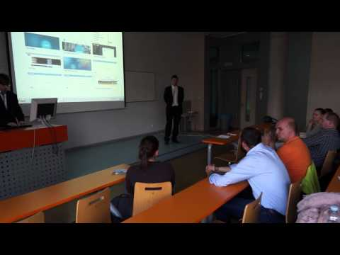 Nxt lecture (University of Economics in Prague Nxt Project)