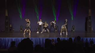 �������� ���� Команда AkvaChiki. Джаз-фанк. Школа танцев