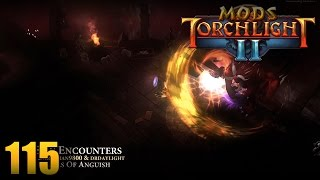 Halls Of Anguish Dungeon - Torchlight 2 MOD 115 - Epic Encounters