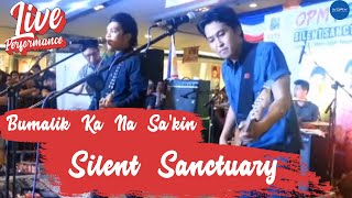 Repeat youtube video Silent Sanctuary - Bumalik Ka Na Sa'Kin (Live Performance) at SM Sta. Mesa