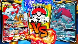 SFIDO IL CAMPIONE NAZIONALE DI POKEMON! - Pokemon TCG Online Road To World Championship #1