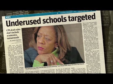 Chicago Public Schools: Closed (documentary on the 2013 CPS closings)