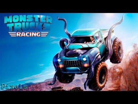 Monster Trucks Racing - All Cars Unlocked