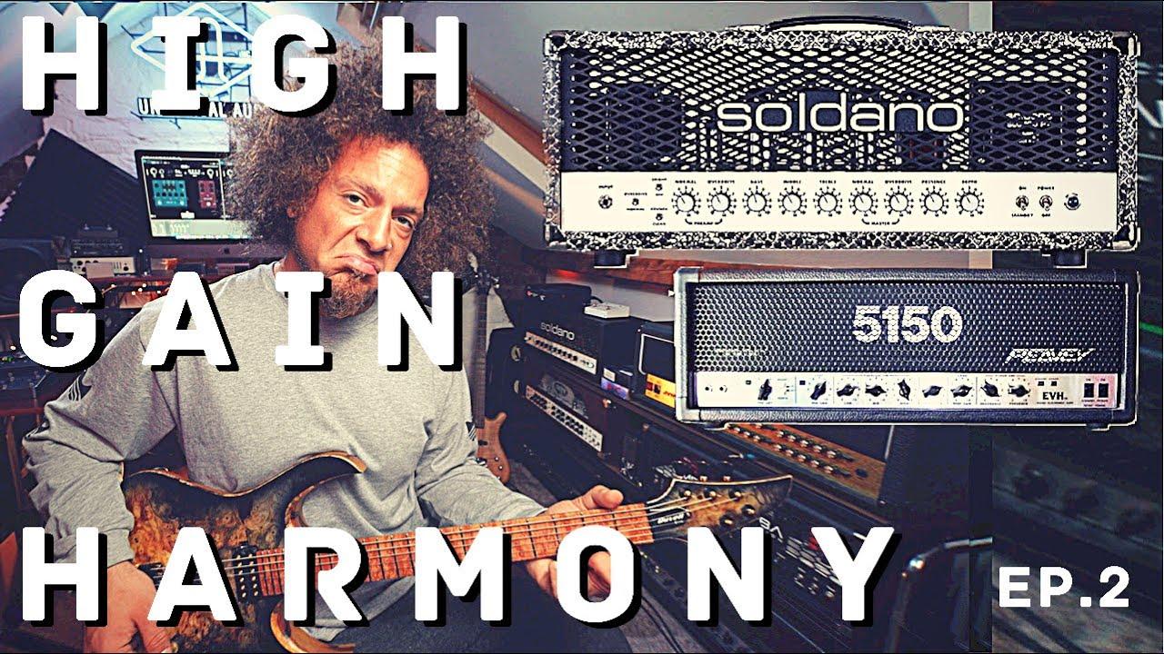 Download #HighGainHarmony FATHER & SON | Soldano SLO & 5150