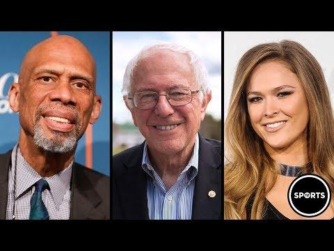 Bernie Sanders Gets HUGE Endorsements