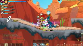 Elsword gameplay 2014
