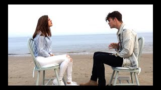 Lauv & Troye Sivan I'm So Tired... (cover By Mady Kohl & Devin Hayes)
