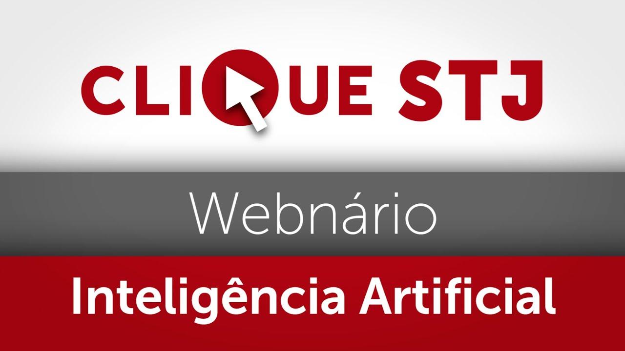 Ministro Salomão participa de webinário da FGV sobre inteligência artificial 26.02