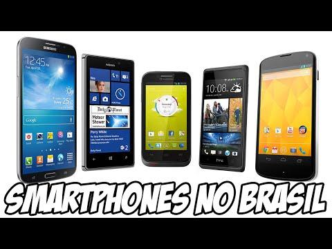 Venda de Smartphones cresce MUITO no Brasil, Android, Iphone ou Windows Phone, quem ganha?