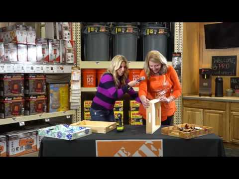 Home Depot DIH Workshops feat. Delilah (Greensboro NC)