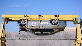 Honda Accord Sedan   2013   Documentation for Frontal Crash Test   NHTSA   CrashNet1