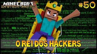 Minecraft: Banindo Hacks - O Rei Dos Hackers, Crashou Até o Servidor... #50 ‹ Weark ›