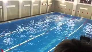 видео Тренировки по триатлону: центр «Акватикс»