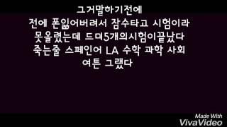 양띵 멤버비하