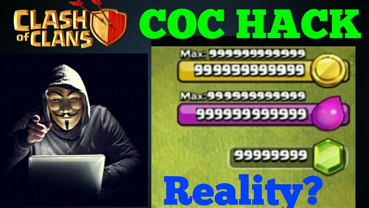 clash of the clans hack