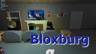 MiniKV's House - Roblox Bloxburg