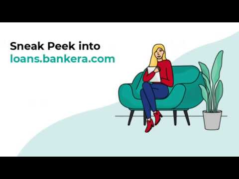 6th June 2019 - Bankera Loans Website Is Now Live