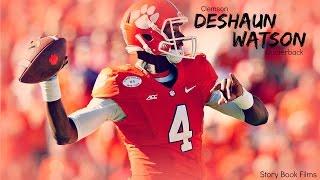 """Deshaun Watson ll """"Believe"""" ll Clemson Highlights"""