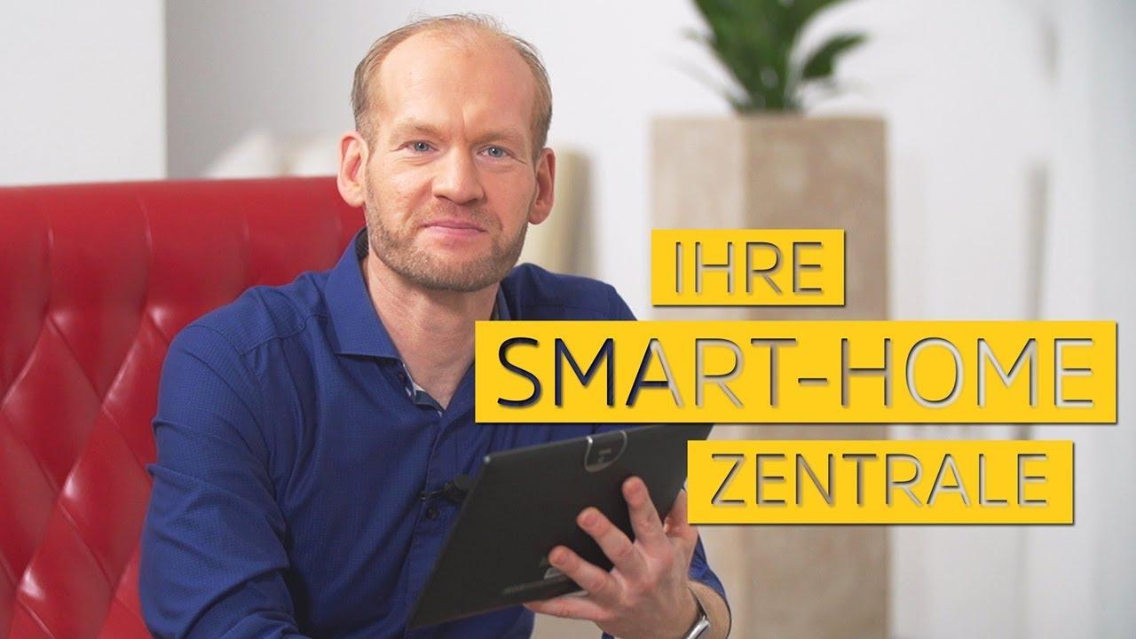 Video: Was Sie alles mit Ihrer Smart-Home-Zentrale tolles machen können. | SONATA 1 | TechniSat