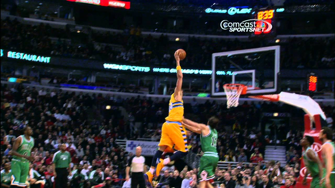 javale mcgee dunk contest