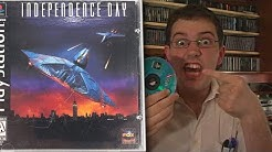 Independence Day - Playstation 1 / PS1 - Angry Video Game Nerd - Episode 29