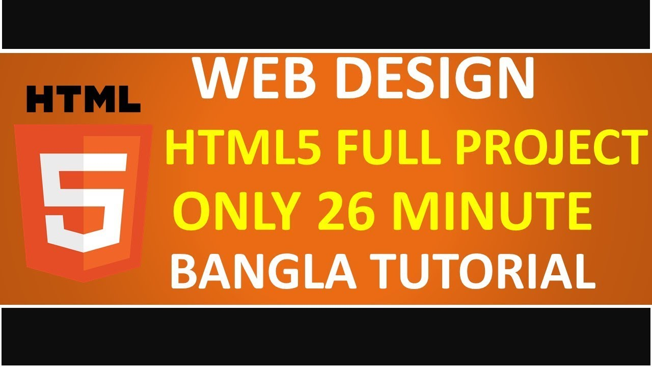 Learn – html and css code | CSS important code bangla